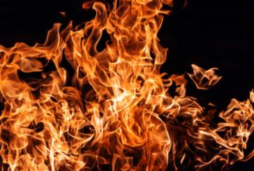 Съседи пищят: Скачай! Той пожела да умре в горящия си дом