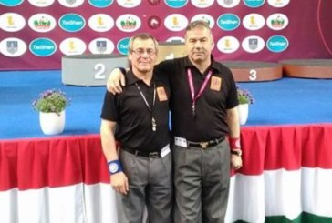 Петричанин съдийства на европейското по борба, свободняците на С. Бързаков без медал