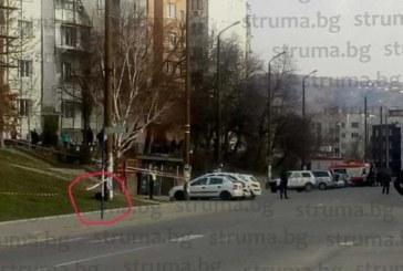 """ОТ ПОСЛЕДНИТЕ МИНУТИ! Изоставен куфар в кв. """"Еленово"""" вдигна полицията на крак, районът отцепен"""