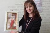 Системният администратор на съда Мариана Тунтева чества 50-г. юбилей