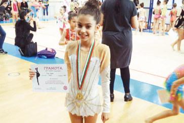 Благоевградските грации завоюваха 13 медала от международен турнир
