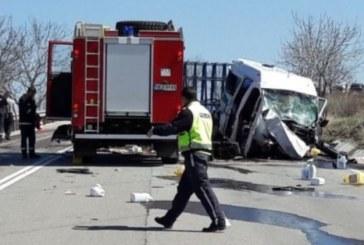 """Покъртително! Загиналият при кървавата касапница на пътя Русе – Варна е директорът на ОП """"Паркстрой"""", пострадалата жена е кадър на БСП"""