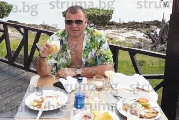 Неврокопският бизнесмен Р. Думанов събира тен на Карибите