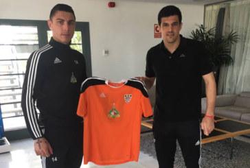 Благоевградският Роналдо игра в испанския курорт Марбея за ЧРД