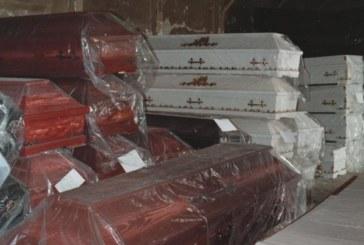 Продават фабрика за ковчези за 1,067 млн. лв! Италианец с инвестиции в Гоце Делчев губи бизнеса си
