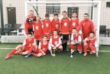 Петрички ученици триумфираха на футболен турнир в Благоевград