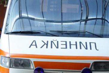 Пиян шофьор помете пешеходка в Кюстендил, 42-г. жена откарана в болница