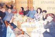 В нежни блусове и буйни хора  хаджидимовските ловци завъртяха  съпругите си на купон за първа пролет