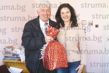 Общински съветник в Сандански стана на 60 г.