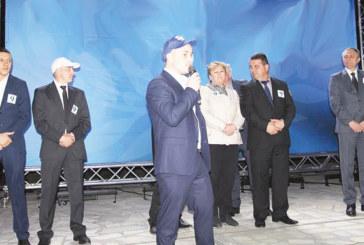 Лидерът на младежкото ДПС  в Благоевград Ибр. Зайденов: Бедността и демографската криза изпразват по един средно голям български град годишно, готови сме с мерки тези два проблема да се решат