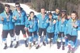 Младите алпийци от Банско с 8 титли на Супер G, гигантски слалом и слалом в Боровец