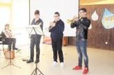 Трио млади музиканти от Благоевград за първи път на сцената с джаз пиеса