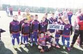 10-г. таланти от Сандански шампиони на футболен турнир в Гърция
