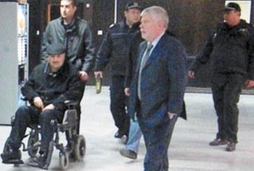 Изправеният на съд за лихварство В. Шалявски издържа само 2 часа и простена: Изпитвам смъртоносна болка, не мога 1 листо да държа