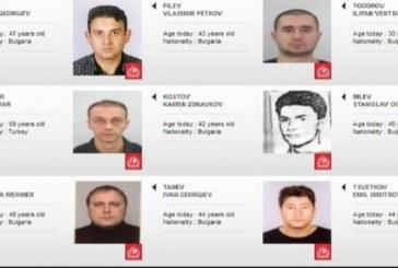 "Списък: Братя Галеви, Йоско, убиецът от ""Соло""… Търсим 71 бандити чрез Интерпол"