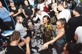 """Мария със сексапилни танцьорки разтърси с мегашоу клуб """"The Face"""", днес гостува албанската звезда Серджио"""