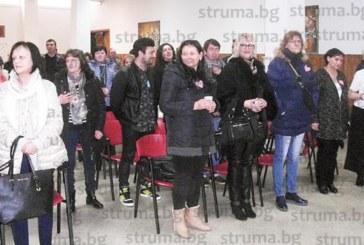 28 благоевградчани посрещнаха в аванс 3-ти март  с българската общност в Бари