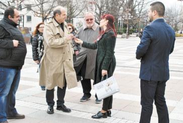 Д. Савеклиева се срещна с Тома Томов