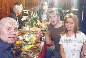 Музикалната мегазвезда на Босна и Херцеговина Амар Гиле похапна в Благоевград