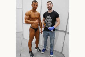 Петричанин с вицешампионска титла по културизъм