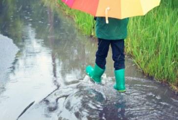 Дъждовен вторник в Югозапада, температурите тръгват надолу