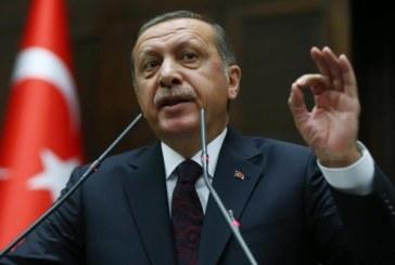Ердоган с нова яростна атака към Европа