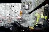 Меле с български ученици в Италия! 5-има ранени след сблъсък между автобус и камион (СНИМКИ)