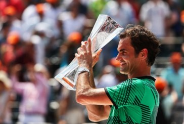 Приказката на Роджър Федерер продължава!