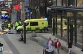 Изчезнало е момиченце след терористичния акт в Стокхолм