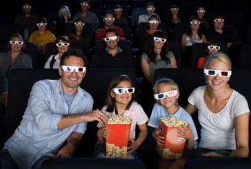 3D кино в Петрич през месец април