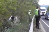 КАТАСТРОФА НА Е-79! 3-ма ранени в сблъсък край Симитли