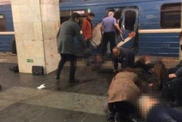 Най-нови трагични данни от Санкт Петербург: Расте броят на жертвите и ранените