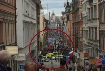 Терор в Стокхолм! Очевидци: Кървава жътва с камион като в Ница и Лондон