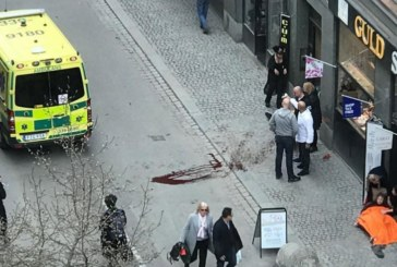 Очевидци с последни данни! Вълк единак или терористична клетка отвори портата на ада в Стокхолм? Има вече ЗАДЪРЖАНИ