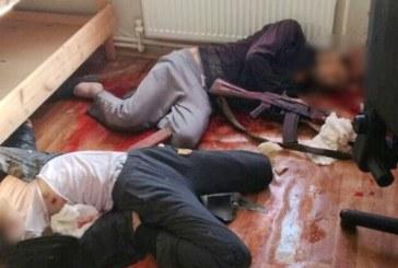 Разстреляха терористи в Русия, искали да леят кръв (ВИДЕО 18+)