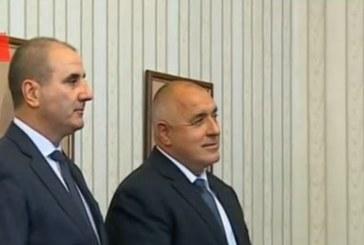ТОКУ-ЩО! Борисов взе мандата и получи важна заръка от Радев