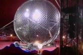 """Ексклузивни подробности за инцидента в """"Глобуса на смъртта"""", изправил на нокти публиката на цирк """"Балкански"""" в Дупница"""