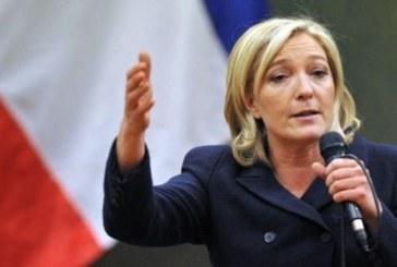 Покушение! Запалиха щаба на Марин Льо Пен в Париж