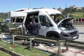 Нова кървава трагедия в Истанбул! Взриви се маршрутка пълна със студенти!/ВИДЕО/