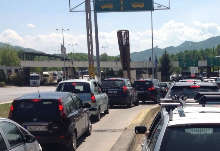 Големи тапи: На всички гранични пунктове започна 100% шенгенска проверка, сканират документите за самоличност