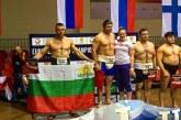 Симитличанинът Иван Благоев със сребро от Европейското по сумо