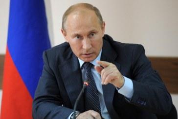 Извънредно от Санкт Петербург! Путин с първи думи за атентата в руското метро!