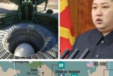 Голямата война започва? САЩ обявиха пред Великобритания: Готови сме да ударим Северна Корея