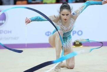 Невяна Владинова спечели златен медал на лента в Баку