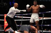 Антъни Джошуа повали Кличко и стъпи на трона