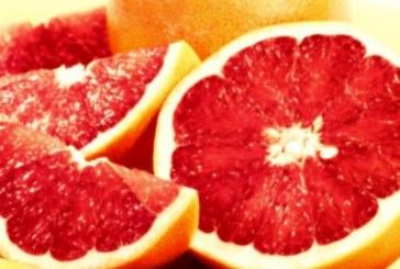 Пийте вода с грейпфрут за отслабване
