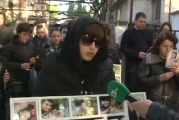Почернената вдовица от Жерково към убиеца Владимир: Мъжът ми беше слънце, ти го размаза! Няма да ти дам миг покой!