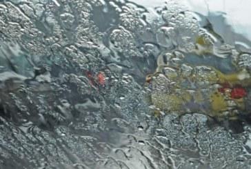 ОПАСНО ВРЕМЕ В ЮГОЗАПАДА! Проливен дъжд и градушки в Благоевград