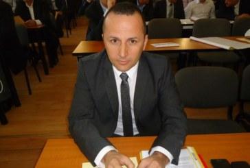 Председателят на ОбС-Петрич Георги Динев сдаде властта