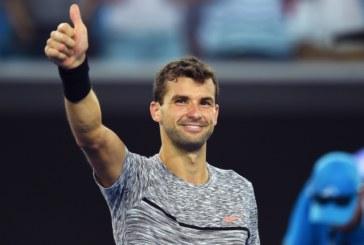Григор Димитров вече е №11 в световната ранглиста